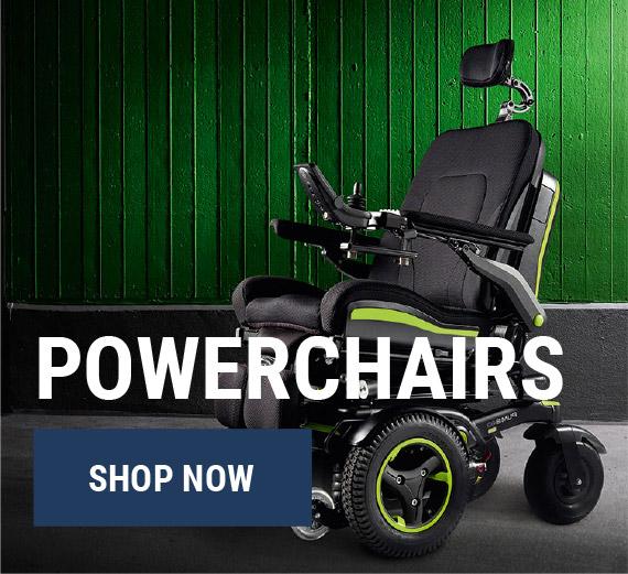 Wenman Powerchairs